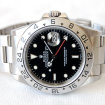 Rolex Explorer II Oyster Perpetual -Just serviced - Like new