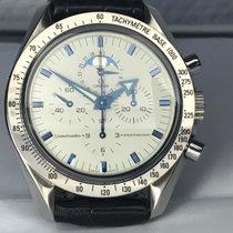Omega Speedmaster Broad Arrow Mondphase  Ref . 35752037