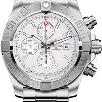 Breitling Mens' A1337111/G779/168A Super Avenger II Watch