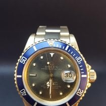 Rolex Submariner 16808 B&P Tropical