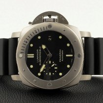 Panerai Luminor Submersible 3 Days Titan Limited 47 mm (Full Set)