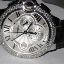 Cartier Ballon Bleu XL Chronograph Automatic Diamonds