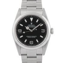 Rolex Explorer I, Ref: 14270 With Papers