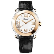 Chopard Happy Sport Round Quartz 36mm Ladies Watch