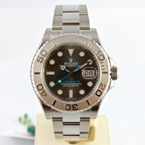 "勞力士 (Rolex) Yacht-Master 40mm ""Dark Rhodium"" Zifferbla..."