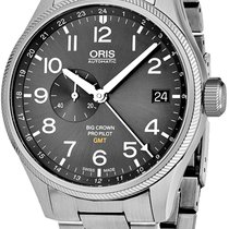 Oris Big Crown Pilot GMT 74877104063MB