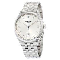 Montblanc 112532 Heritage Chronometrie Silver Dial Men's...