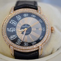 Audemars Piguet Millenary Rose Gold Custom Diamond Set Mint...