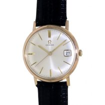 Omega Classic Vintage 132.019 Yellow Gold Plated, 34mm