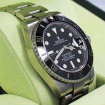 Rolex Submariner 116610 Date Ceramic Bezel Watch Box &...