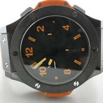 Hublot Big Bang For Kronometry 1999 Orange Ceramic 44.5mm...