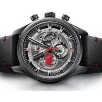 Zenith El Primero Skeleton tribute to the Rolling Stones 7300ht