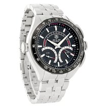 TAG Heuer Mercedes-Benz SLR Calibre S Chronograph Watch...