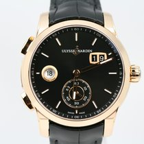 Ulysse Nardin Dual Time Manufacture - 42 mm