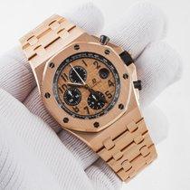 Audemars Piguet Royal Oak Offshore Rose Gold Chronograph