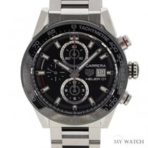 タグ・ホイヤー (TAG Heuer) Carrera Heuer 01 CAR201Z.BA0714(NEW)