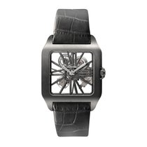 Cartier Santos Dumont Manual Mens Watch Ref W2020052