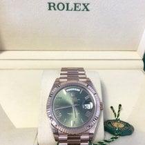 Ρολεξ (Rolex) DAY-DATE 40