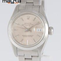 Rolex Date Ladies Steel 69160