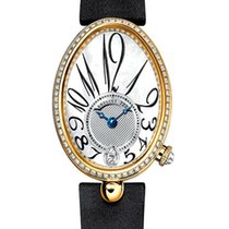 Breguet Brequet Reine de Naples 8918 18K Yellow Gold &...
