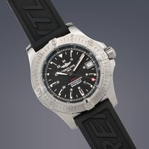 Breitling Colt II stainless steel automatic watch