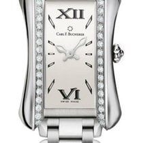 Carl F. Bucherer Carl F.  Alacria Queen Steel & Diamond...