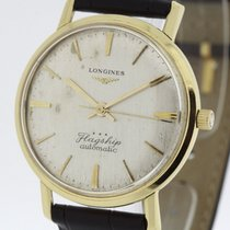 Longines Flagship 18K Gold Watch Ref. 3403 Automatic Cal. 340...
