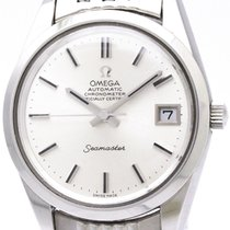 Omega Constellation Chronometer Cal 1011 Rice Bracelet Watch...