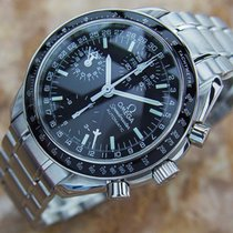 Omega Speedmaster Mark 40 Triple Calendar Automatic Stainless...