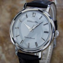 Citizen Ace Mens 1960s Made in Japan Stainless Steel manual...