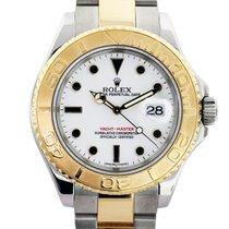 Ρολεξ (Rolex) Yachtmaster 16628 18kt  Gold Mens Watch
