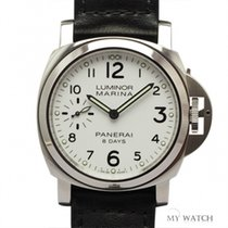 パネライ (Panerai) Luminor Marina 8 Days Acciaio  PAM00563 (NEW)