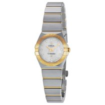 Omega Women's 12320246055002 Constellation Analog Display Sw