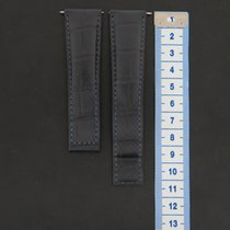TAG Heuer Crocodile Leather Strap 22 mm