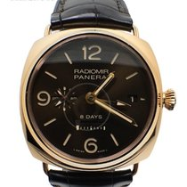 파네라이 (Panerai) Radiomir GMT 8 Days Limited 500 Pieces Pre-Owne...