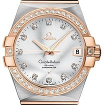 Omega Constellation Co-Axial Automatic 38mm 123.25.38.21.52.001