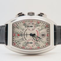 Franck Muller Conquistador Chronograph Steel