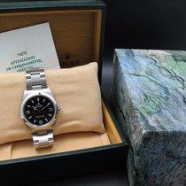 勞力士 (Rolex) EXPLORER 1 14270 Black Dial with Box and Papers
