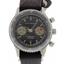 Nivada Vintage Nivada Grenchen Chronomaster Aviator Sea Diver...