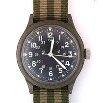 Benrus Vintage Disposable US Military Watch Vietnam War