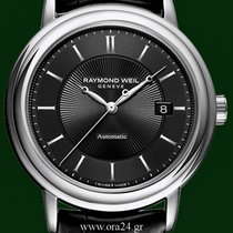 Raymond Weil Maestro 2847 Automatic Date 42mm Open Back 2015...