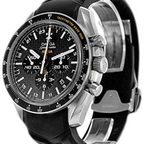 Omega Speedmaster Hb-sia 44 Mm Cronografo Doppio Fuso