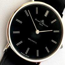 Baume & Mercier Baume  Baumatic Automatic White Gold black...