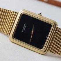 Patek Philippe REF. 3649 ONYX DIAL VINTAGE GOLD 1970  YEARS