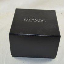 Movado Uhren Box Watch Box Case Vintage Mit Umkarton