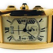 Cartier Tank Américaine Chronograph XL - Rose Gold