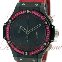 "Hublot Big Bang 41mm Tutti Frutti ""Black Red"", Mat..."