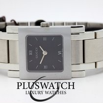 Gucci Woman Quartz Watch Black Dial Ref. 7905