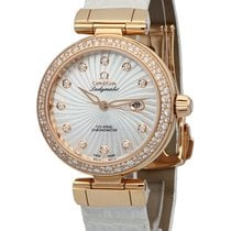 Omega De Ville Ladymatic Co-Axial Ladies 425.68.34.20.55.001