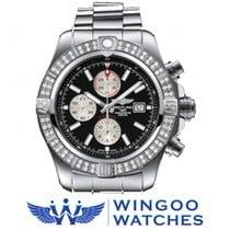 百年灵  (Breitling) SUPER AVENGER II Ref. A1337153/BC29/168A